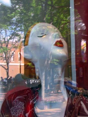 Bouldermannequin
