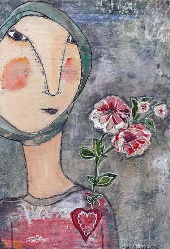 Floweringheart